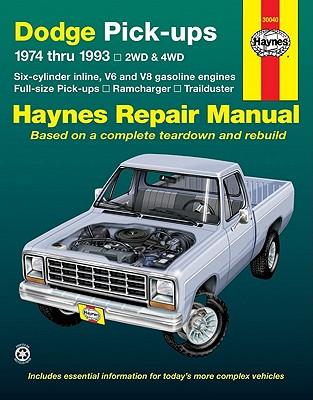 Dodge Full-size Pickups By Hayden, David/ Storer, Jay/ Haynes, John Harold